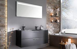 Aménagement de Salle de Bains à Lyon, Salle de bains, douches, douches à l'italienne Clé en main - Etude et réalisation.
